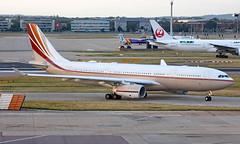 VP-BHD - Airbus A330-243(CJ) - LHR (Seán Noel O'Connell) Tags: vpbhd airbus a330243cj a330 a332 heathrowairport heathrow lhr egll cgn eddk bizjet aviation avgeek aviationphotography planespotting