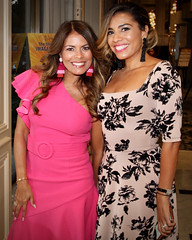 2019 Imagen Foundation Awards sisters Lisa Vidal and Christina Vidal