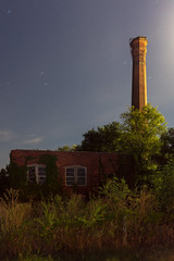 Thurber Legacy (Mike Girard) Tags: abandoned thurber texas ghosttown smokestack