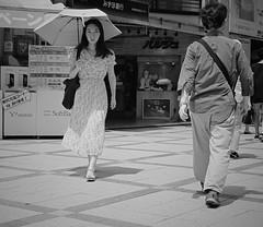 Parasol (Bill Morgan) Tags: fujifilm fuji xpro2 35mm f14 bw alienskin exposurex45 jpeg acros