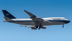 G-BYGC (gankp) Tags: boeing747436 britishairways boacretro london dulles washingtondullesinternationalairport gbygc
