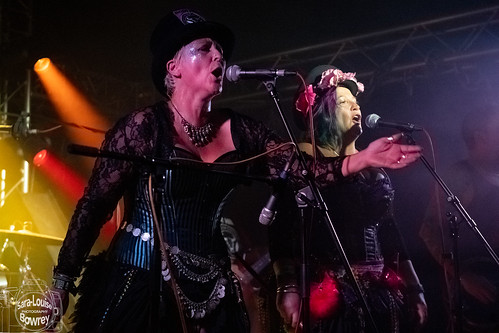 The Boothill Allstars at Boomtown Fair 2019