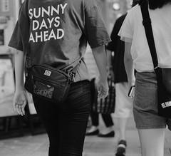 Sunny Days Ahead (Bill Morgan) Tags: fujifilm fuji xpro2 35mm f14 bw alienskin exposurex45 jpeg acros