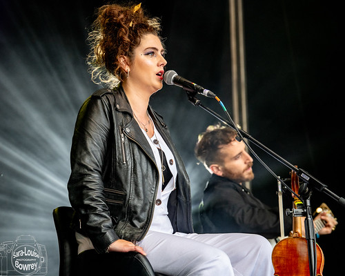 Holy Moly & the Crackers at Boomtown Fair 2019