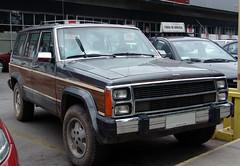 Jeep Wagoneer 4.0L Limited 1987 (RL GNZLZ) Tags: jeepwagoneer 40l v6 4x4 1987 amc