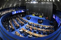 Plenário do Senado (PresidenciaSF) Tags: plenário sessãoespecial homenagem generaldeexércitoedsonlealpujol hamiltonmourão senadordavialcolumbredemap generaleduardodiasdacostavillasbôas raqueldodge senadorchicorodriguesdemrr brasília df brasil