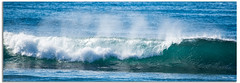 Breaking Morning Wave (Bear Dale) Tags: new morning wales ed nikon south wave australia nsw milton nikkor southcoast vr afs ulladulla breaking lakeconjola shoalhaven 200500mm d850 beardale fotoworx f56e ocean blue nature water photography surf pacific framed salt saltwater nikond850