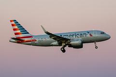 N8031M Airbus A319 American (SamCom) Tags: n8031m airbus a319 american