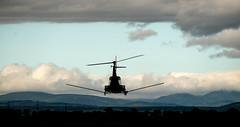 G-CBZE R44, Scone (wwshack) Tags: brackenspraying egpt helicopter psl perth perthkinross perthairport perthshire r44 robinson scone sconeairport scotland gcbze