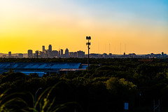 Summer Sunsets (gabetakesphotos) Tags: sunset city summer skyline austin golden evening amazing colorful cityscape texas gorgeous hour overview atx nikon d7500