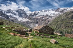 Parco Nazionale Gran Paradiso - Alpe di Money (luigi.alesi) Tags: cogne park summer italy parco mountain money alps nature del walking nikon italia raw estate outdoor valle natura national di d750 gran tamron alpi montagna alpe paradiso nazionale 1735 osd daosta escursioni valnontey ghiacciai