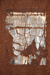 Atlas obsolète (Gerard Hermand) Tags: 1806174485 gerardhermand france paris canon eos5dmarkii abstract abstraction abstrait rouille rust papier paper