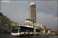 Mercedes-Benz Citaro G GNV – Semitan (Société d'Économie MIxte des Transports en commun de l'Agglomération Nantaise) / TAN (Transports en commun de l'Agglomération Nantaise) n°734 (Semvatac) Tags: semvatac photo bus tramway métro transport transports mercedes benz citaro g gnv semitan société d économie mixte des en commun de l agglomération nantaise tan chronobus c 2 c2 commerce nantes place l'écluse loire atlantique ex divia dijon del'écluse sociétédéconomiemixtedestransportsencommundelagglomérationnantaise transportsencommundelagglomérationnantaise mercedesbenz citaroggnv 734 cy991ys