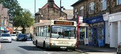 Horsforth (Andrew Stopford) Tags: bx54dme adl mpd squarepeg horsforth abellio travellondon