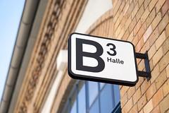B3 Halle (jo.schz) Tags: htw architecture sign brick berlin germany
