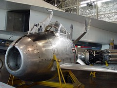"McDonnell XF-85 Goblin 00002 • <a style=""font-size:0.8em;"" href=""http://www.flickr.com/photos/81723459@N04/48526449217/"" target=""_blank"">View on Flickr</a>"
