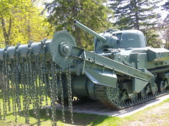 """Sherman M4A4 Crab 00025 • <a style=""""font-size:0.8em;"""" href=""""http://www.flickr.com/photos/81723459@N04/48526480456/"""" target=""""_blank"""">View on Flickr</a>"""