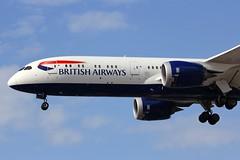 B787 G-ZBKO London Heathrow 02.08.19-LGE2 (jonf45 - 5 million views -Thank you) Tags: airliner civil aircraft jet plane flight aviation london heathrow international airport lhr egll b787 787 dreamliner 789 b789 british airways boeing 7879 gzbko