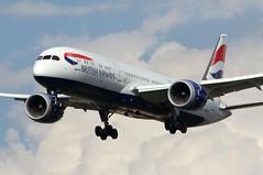 B787 G-ZBKD London Heathrow 02.08.19-LGE1 (jonf45 - 5 million views -Thank you) Tags: airliner civil aircraft jet plane flight aviation london heathrow international airport lhr egll b787 787 dreamliner 789 b789 british airways boeing 7879 gzbkd