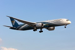 B787 A4O-SF London Heathrow 02.08.19-LGE3 (jonf45 - 5 million views -Thank you) Tags: airliner civil aircraft jet plane flight aviation london heathrow international airport lhr egll b787 787 dreamliner 789 b789 oman air boeing 7879 a4osf