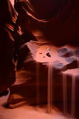 Antelope Canyon sand cascade, Arizona EEUU (Marisa AB) Tags: antelopecanyon page arizona eeuu lowerantelopecanyon