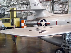 "Republic XF-91 Thunderceptor Walk Around 00007 • <a style=""font-size:0.8em;"" href=""http://www.flickr.com/photos/81723459@N04/48526584776/"" target=""_blank"">View on Flickr</a>"