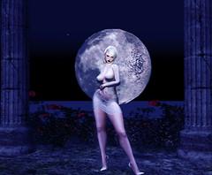 Shadow of the moon 1 (alex1701oyen) Tags: slender sexy femininity sensuality attractive body beauty female pose secondlife moon