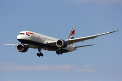 B787 G-ZBKO London Heathrow 02.08.19-LGE1 (jonf45 - 5 million views -Thank you) Tags: airliner civil aircraft jet plane flight aviation london heathrow international airport lhr egll b787 787 dreamliner 789 b789 british airways boeing 7879 gzbko