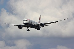 B787 G-ZBKO London Heathrow 02.08.19-LGE (jonf45 - 5 million views -Thank you) Tags: airliner civil aircraft jet plane flight aviation london heathrow international airport lhr egll b787 787 dreamliner 789 b789 british airways boeing 7879 gzbko