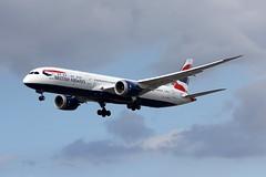 B787 G-ZBKD London Heathrow 02.08.19-LGE2 (jonf45 - 5 million views -Thank you) Tags: airliner civil aircraft jet plane flight aviation london heathrow international airport lhr egll b787 787 dreamliner 789 b789 british airways boeing 7879 gzbkd