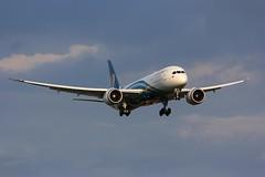 B787 A4O-SF London Heathrow 02.08.19-LGE (jonf45 - 5 million views -Thank you) Tags: airliner civil aircraft jet plane flight aviation london heathrow international airport lhr egll b787 787 dreamliner 789 b789 oman air boeing 7879 a4osf