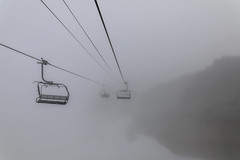 Into the Abyss!!! (pboolkah) Tags: whistler britishcolumbia canada clouds mountain skilift canon canon5dmkiv canon5d unlimited photos unlimitedphotos