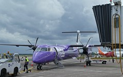 G-JEDV (garstonian11) Tags: flybe manchester