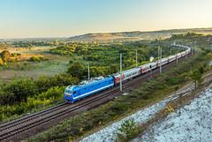ЭП1П-029 (crazyrussianturist) Tags: belgorod lokomotive эп1п railway valley grass mountain train summer oskol