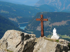 Castellaz - Cristo pensante 2 (antonella galardi) Tags: trentino trento 2019 passorolle sanmartinodicastrozza escursione escursionismo trekking hiking castellaz cristopensante dolomiti dolomites