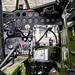 Cockpit of Bristol Blenheim