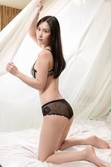 DSC_6108 (錢龍) Tags: 貝兒 中華民國 台灣 台中 沐蘭 汽車旅館 性感 巨乳 美胸 美乳 外拍 旅拍 長髮 內衣 內褲 胸罩 美麗 belle nikon d850 hotel sexy underwear