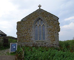 St Cuthbert's Chapel (Mackay) Tags: farne
