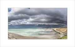 cloud , lights, sea and sun (Emmanuel DEPARIS) Tags: mer nuage wmereux cote dopale emmanuel dparis nikon d850 panoramique pas de calais haut france chanel ambleteuse cap gris nez