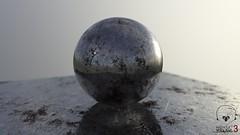 Rusted metal (Sergio Delacruz) Tags: 3dart rendering vr virtualworlds substance