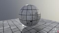 Dirty tiles (Sergio Delacruz) Tags: substance dirty vr 3d rendering 3dart