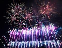 Fireworks in Nagaoka (4) (takashi muramatsu) Tags: fireworks nagaoka japan nikon d810 長岡花火