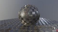 Metal platform (Sergio Delacruz) Tags: textures 3d ren 3dart graphic