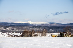 Hiver IMG_1664 (Paul_Paradis) Tags: landscape paysage hiver winter montagne mountains tree arbre foret nature natural canada quebec iledorleans