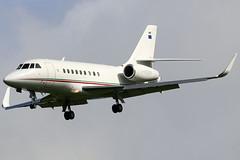 I-FEDN (GH@BHD) Tags: ifedn dassault falcon falcon2000 falcon2000lx sirioflyspa bfs egaa aldergrove belfastinternationalairport bizjet corporate executive aircraft aviation