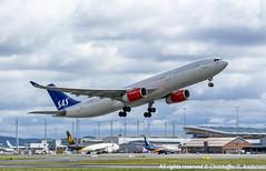 LN-RKU (10) (Christoffer Andersen) Tags: sas scandinavianairlines sasnewcabin airbus a330 a330300e osl osloairportgardermoen gardermoen passengerplane airplane aircraft planespotting