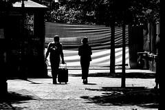 I Giardini di Piazza Vittorio Roma (in restauro) (photograph61) Tags: roma pzavittorio giardini viaggiatori coppia