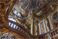 Asamkirche, Múnich (Fernando Forniés Gracia) Tags: alemania baviera múnich kirche iglesia asamkirche interior