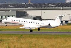 G-RJXH_08 (GH@BHD) Tags: grjxh embraer erj erj145 erj145ep loganair belfastcityairport bhd egac aircraft aviation airliner regionaljet lc log