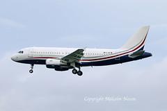A319-115X.ACJ OE-LJG M JET (shanairpic) Tags: bizjet corporatejet executivejet a319 airbusa319 acj shannon mjet oeljg